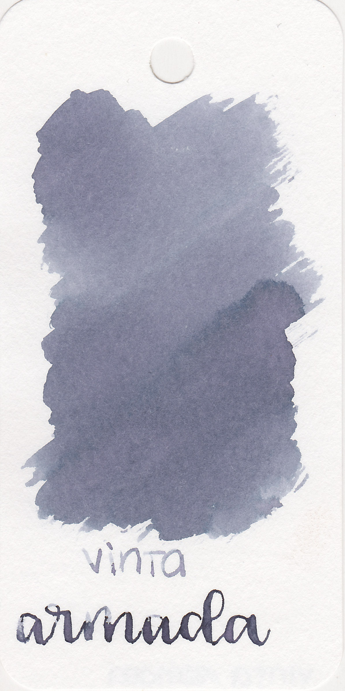 The color: - Armada is a greyish-purple. Depending on the lighting it can look more grey or purple.