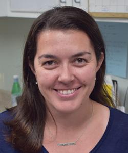 Lisa Bourassa   Hatchery Manager