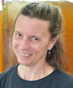 Nancy Goward  Algae Supervisor