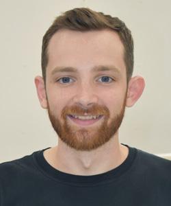 Nolan Gibbons  Hatchery Technician