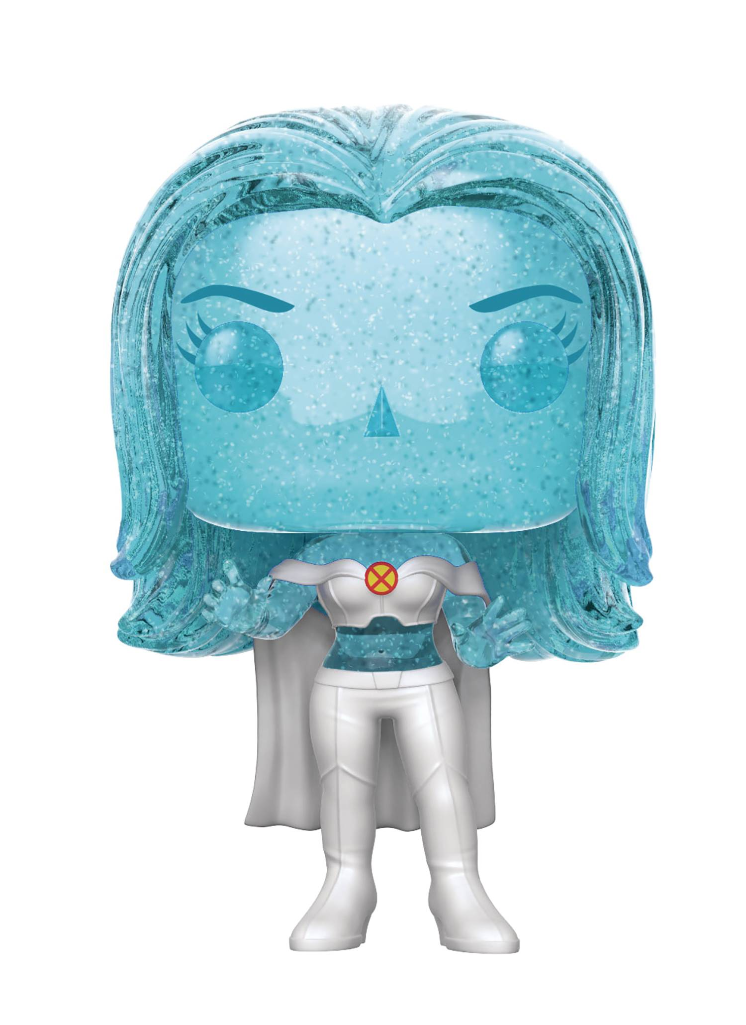Emma Frost Pop! Figure - A Halloween ComicFest Exclusive! Available here at Cosmic Comix only on Saturday, October 28, on a first-come, first served basis!!
