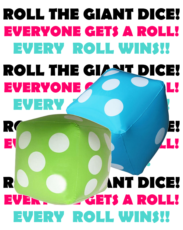 The Dice Table circa 2017. Get ready for some MAJOR changes in 2018!!