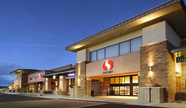 The largest investment sale transactions of the fourth quarter included Albertsons' $721 million sale-leaseback of 71 properties across 12 states, including this Safeway property in Florance, AZ.