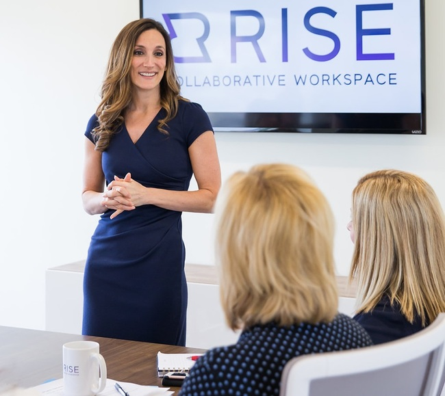 Stacy Taubman will open a second Rise Collaborative location in Denver; Photo credit: Rise Collaborative