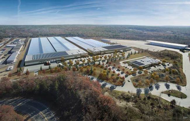 AmeriCann Inc. is building a planned 987,000-square-foot cannabis campus 30 miles northeast of Providence, Rhode Island.