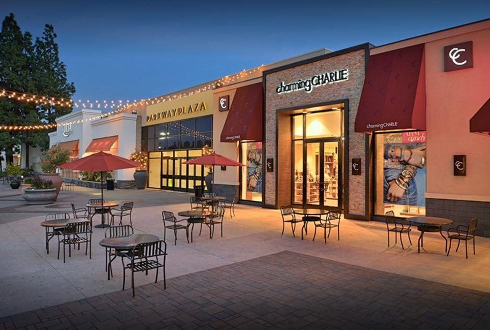 Starwood Retail's Parkway Plaza in El Cajon, California. Photo: CoStar