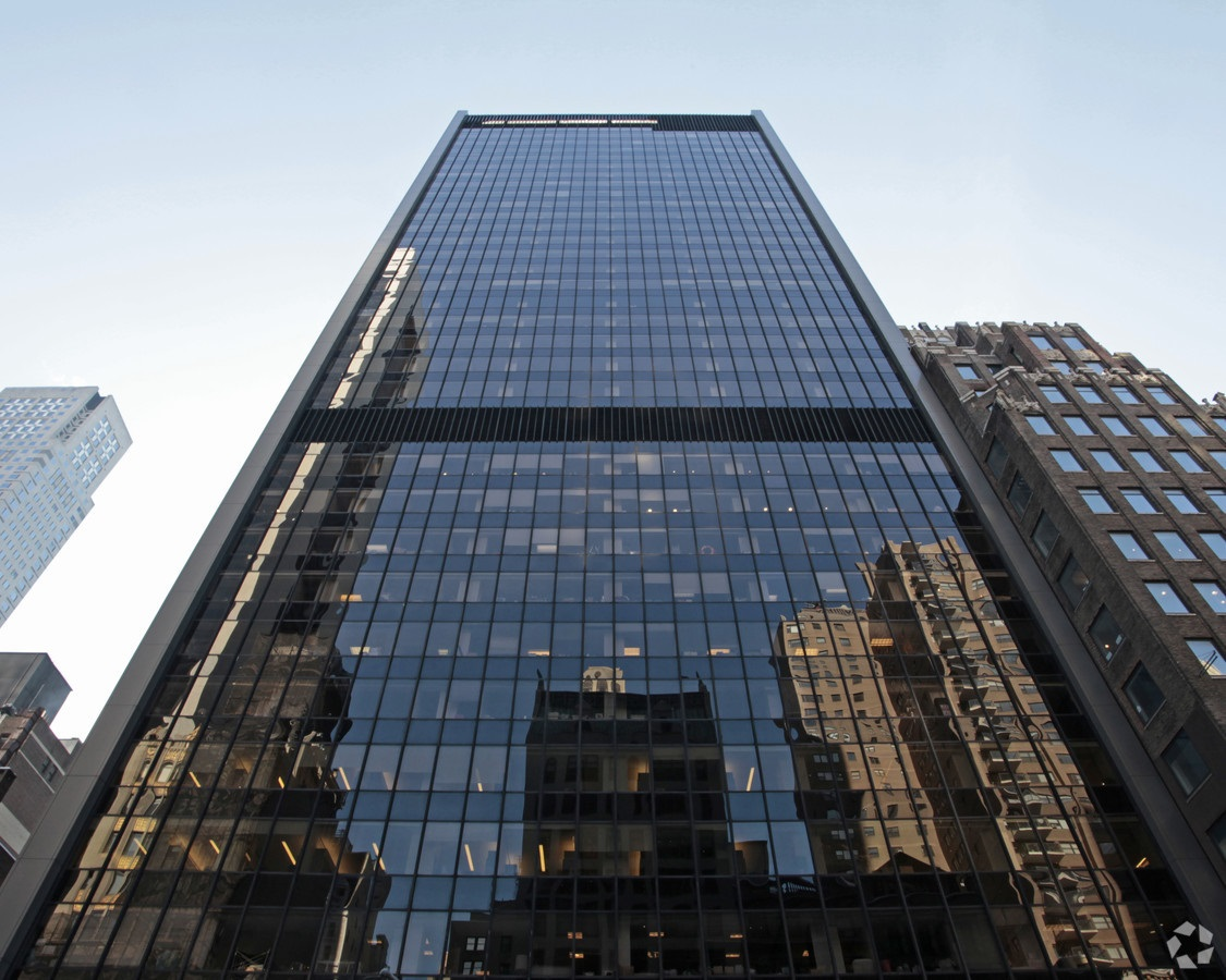 Eastdil Secured's headquarters at 40 W. 75th St. in New York. Photo: CoStar