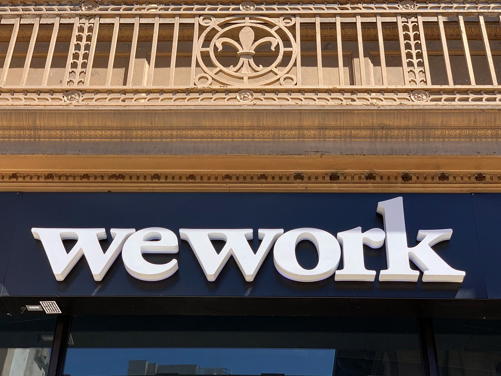 The We Co. files to take WeWork public (Phillip Pessar via Flickr)
