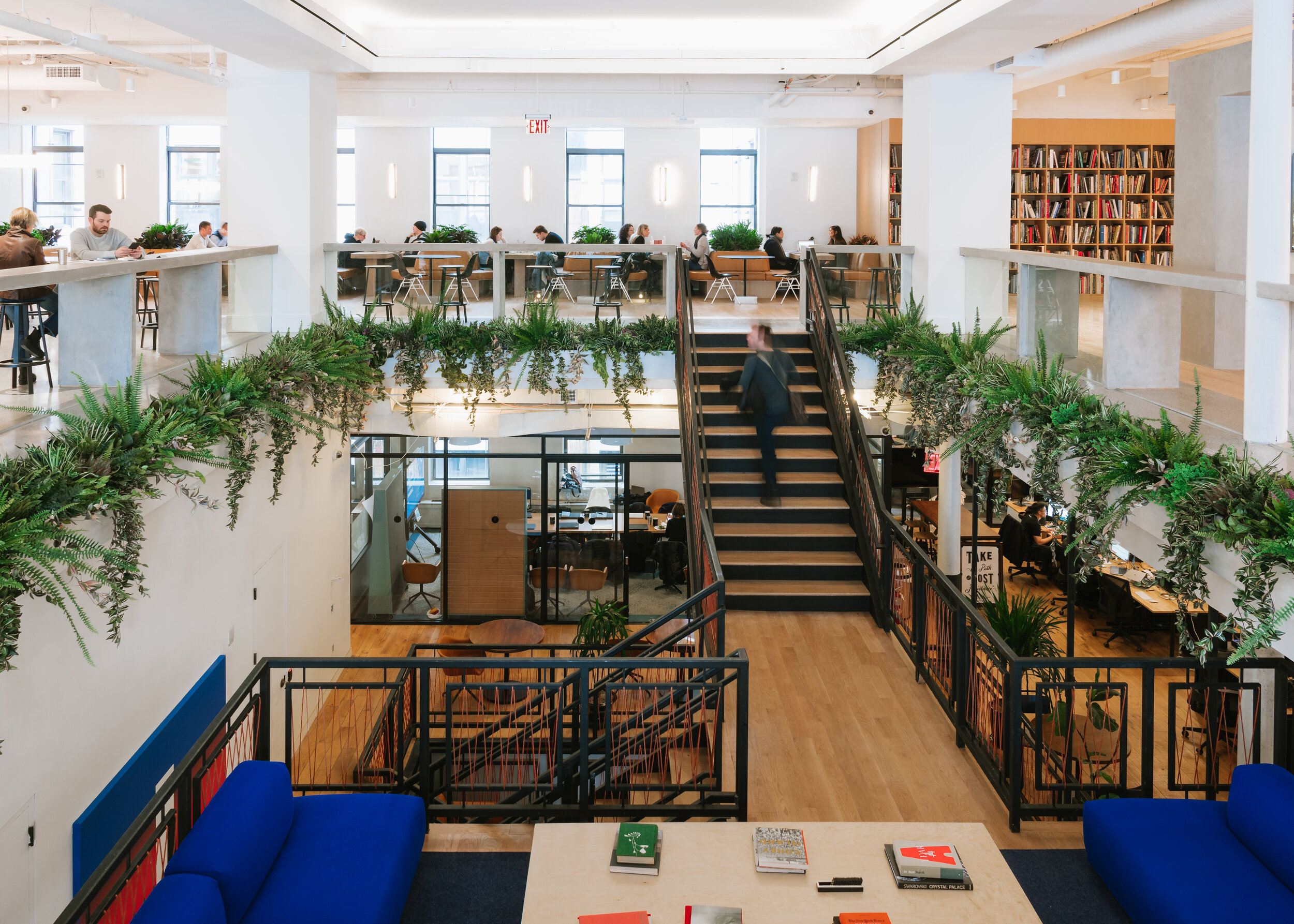 New York-based WeWork says it has a business model to withstand a recession. (WeWork)