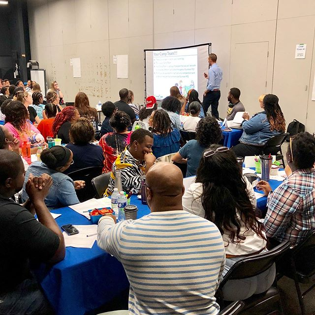 Our team is working hard — preparing for an awesome 2019-2020 school year 📚 #renewschools #nola #nolaed