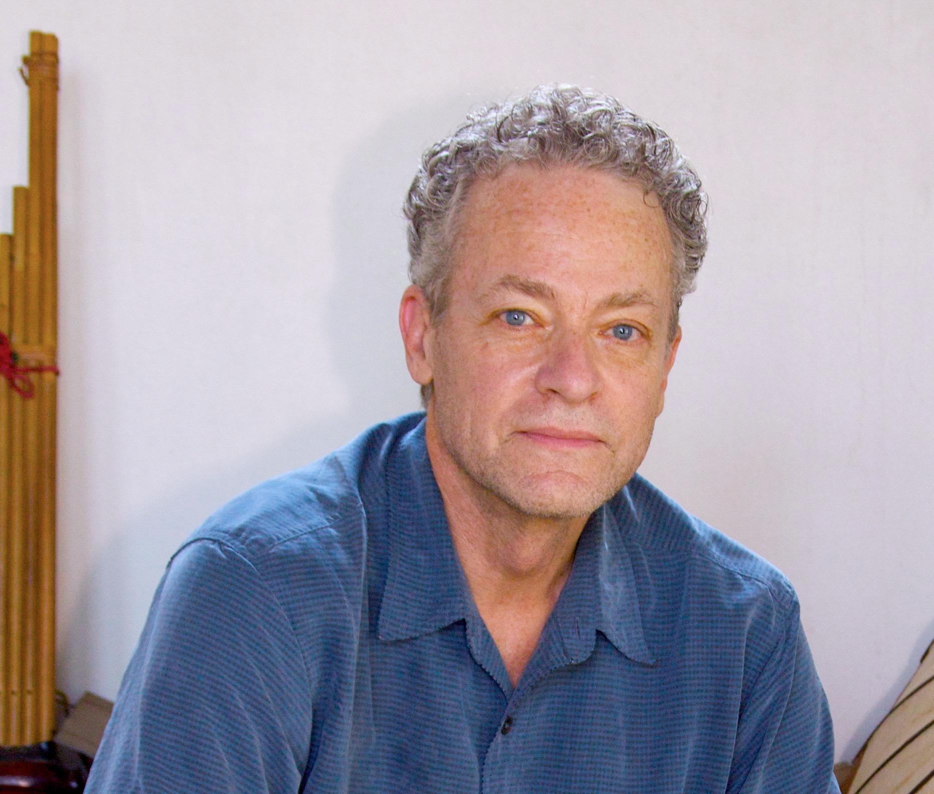 Terry Garcia, CIMH Chairman