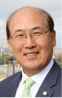 KITACK LIM   Secretary-General of the International Maritime Organization