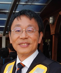 AKIFUMI IWABUCHI   Professor at Tokyo University of Marine Science and Technology
