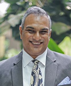 DR SANJAY CHITTARAJAN KUTTAN   Executive Director, Singapore Maritime Institute