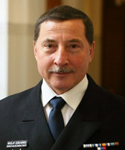 CAPTAIN NIKOLAY ZORCHENKO   First Vice President of Far Eastern State Technical Fisheries University, Russia