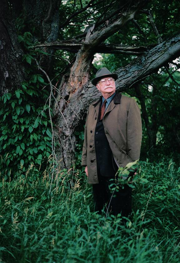 Ralph Elmer Hershberger.
