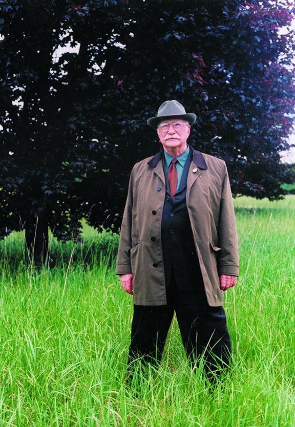 Ralph Elmer Hershberger left a legacy of travel.