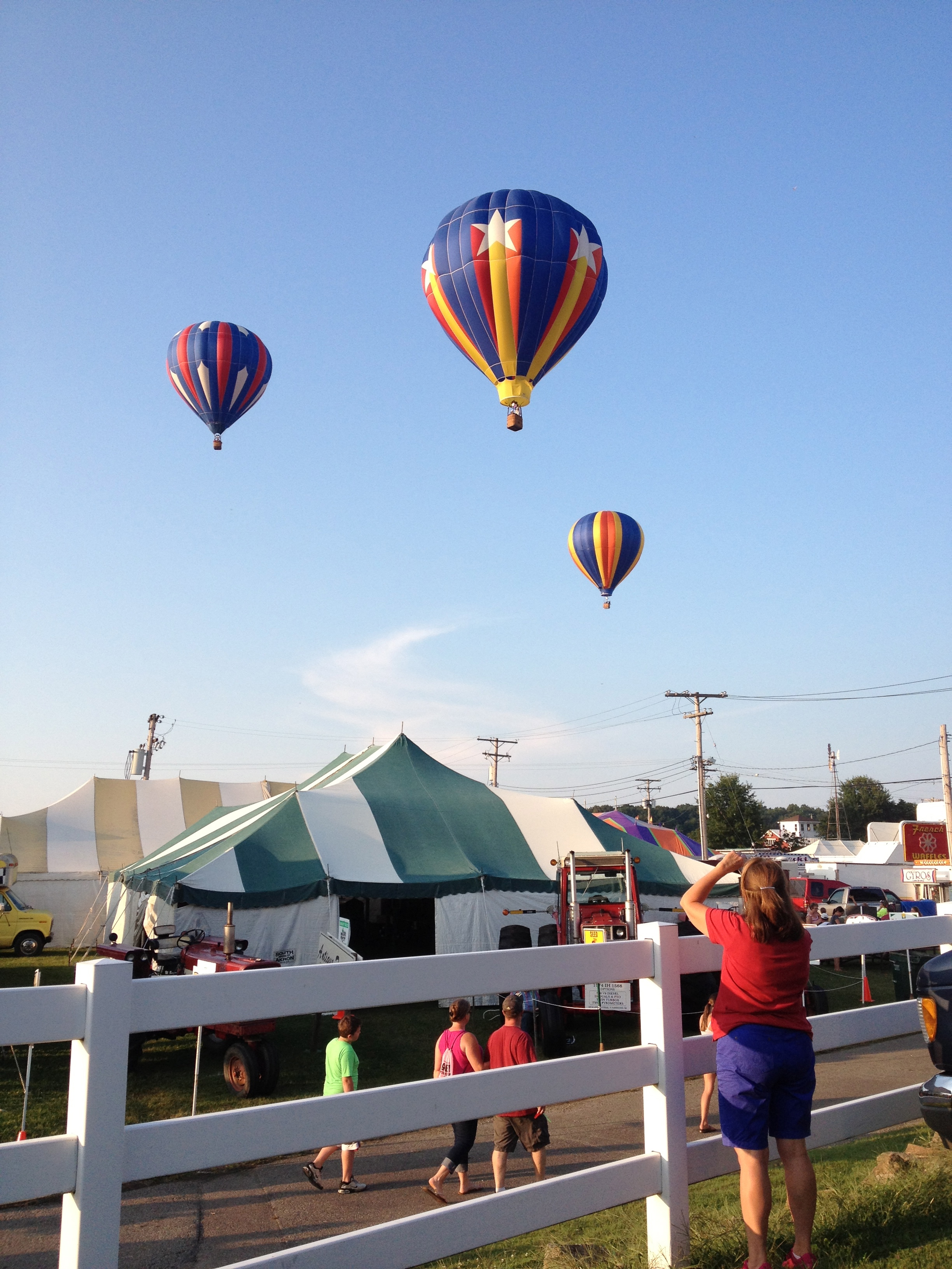 The Great Geauga County Fair is chocked full of activities, entertainment, competitions and displays. It is held every Labor Day Weekend in Northeast Ohio.