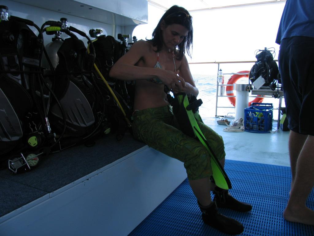 2007 - Live Aboard - Australia - 4.JPG