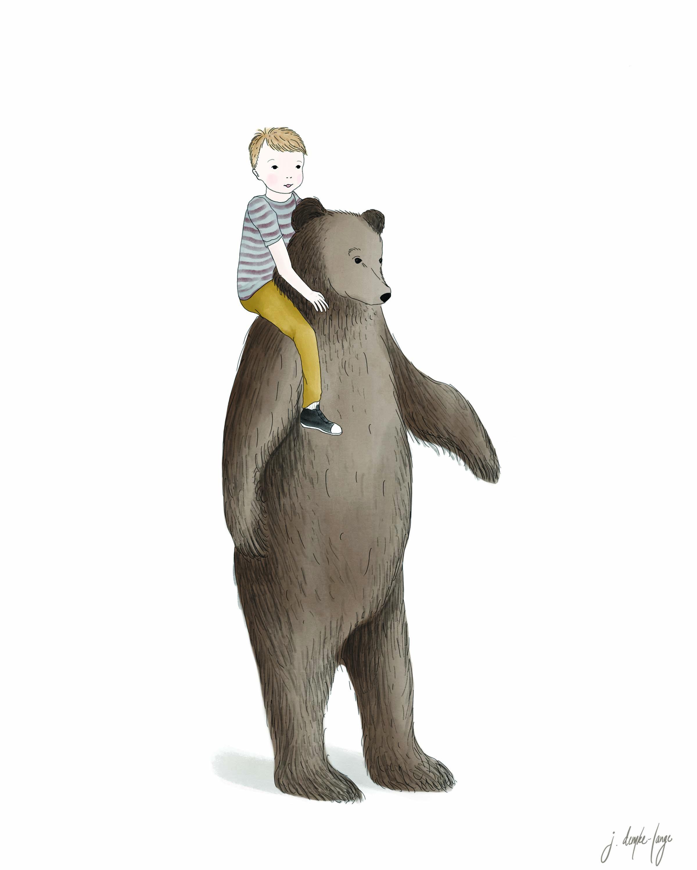 8x10 Piggback bear.jpg