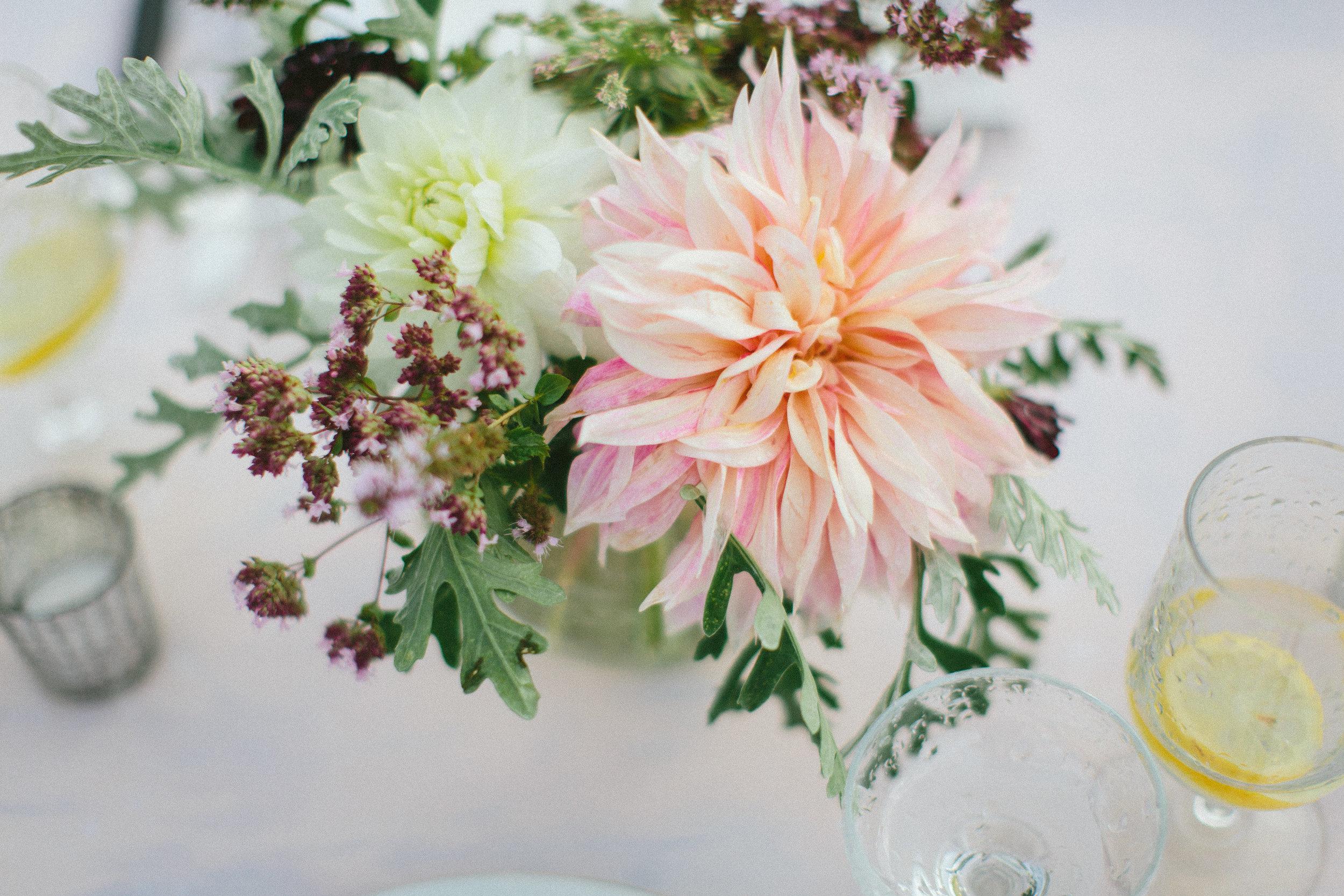 Colorado wedding flowers