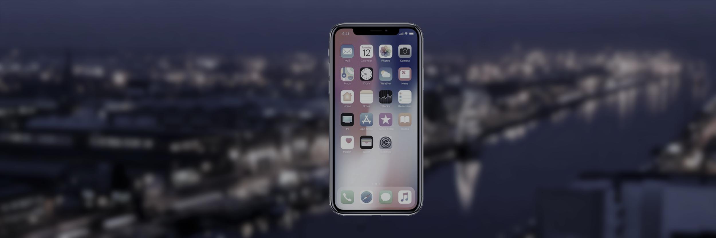 iOS Devices -