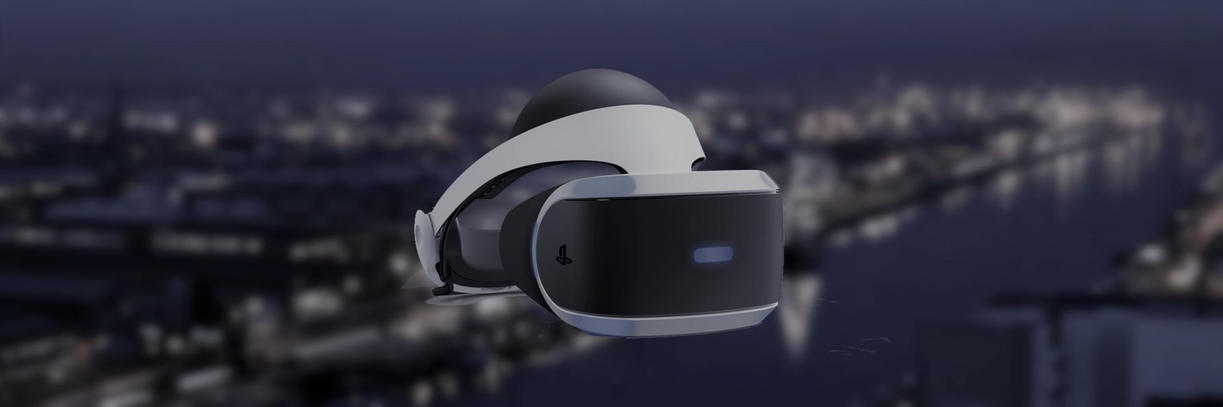 Playstation VR -
