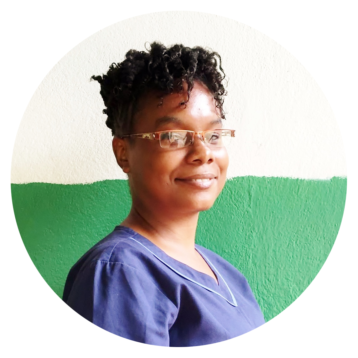 Marie   Midwife   Miss Marie joined our team in 2016 as our first midwife. She received her nursing degree and later graduated from the midwifery program through Midwives for Haiti. After graduating was ready to locate herself amongst a team caring for the rural needs of women in Haiti. Since Marie's arrival, the clinic has opened its first birth center which provides a haven for safe deliveries within the region.