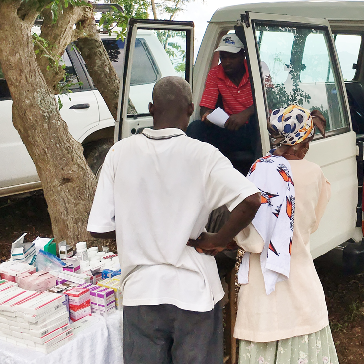 Mobile Clinic Outreach -