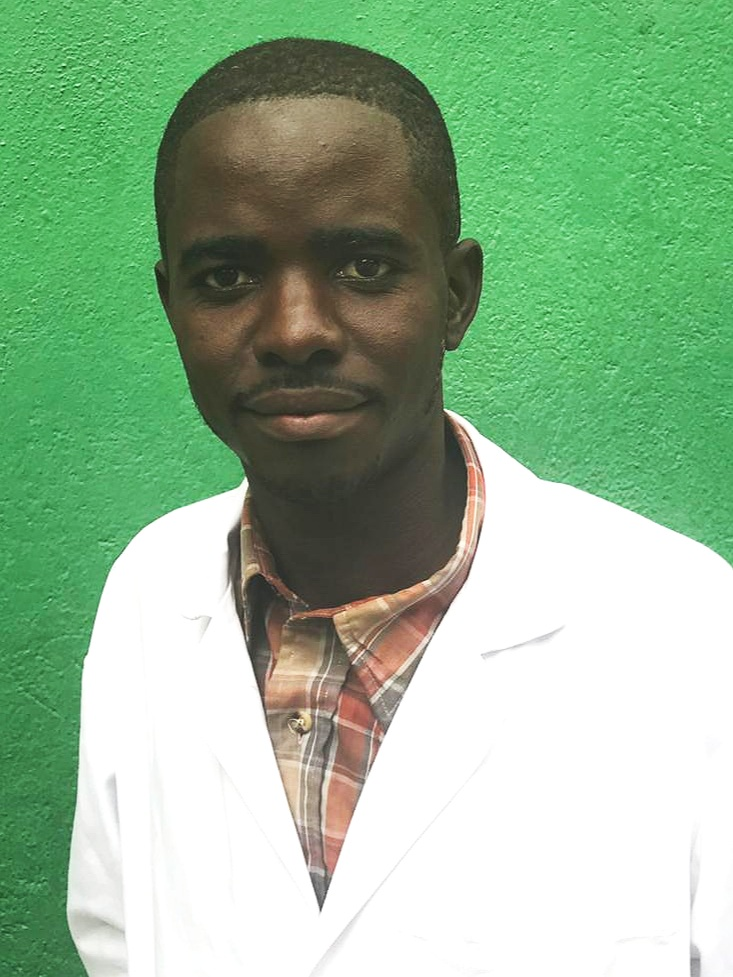 Dr. Wilfood Marseilles   Hello, my name is Dr. Wilfood Marseilles and I was born in the Grand Colline. After graduating from one of the top medical schools in Haiti, I chose to return to the Grand Colline and work at the clinic because I want to apply my knowledge of healthcare to the community of people whom I grew up with, to give them a service through which they can profit. Whenever I encounter people who are facing difficultly, it is a pleasure to work hard to help them overcome their difficulties.  I am so happy to work in healthcare in the Grand Colline, especially to assist the youth who are still in school. Perhaps in some way I can be a role model for them as they look to their future career.