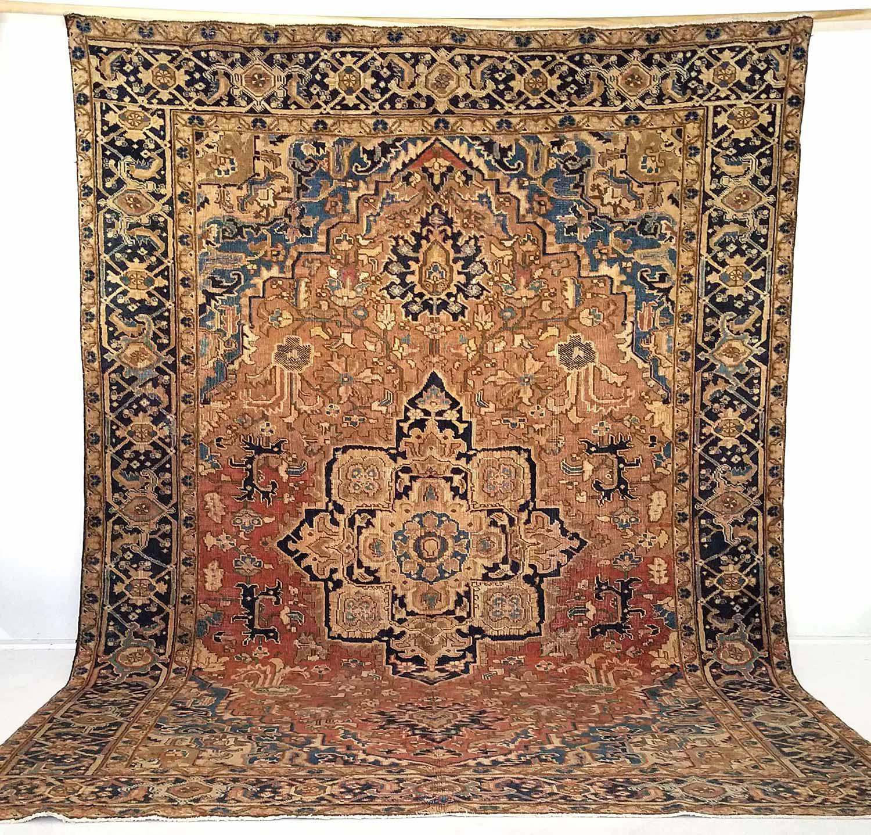 NO. 0317 /  PERSIAN (KHOY) / 90 YEARS / 11'2 x 7'9 FT