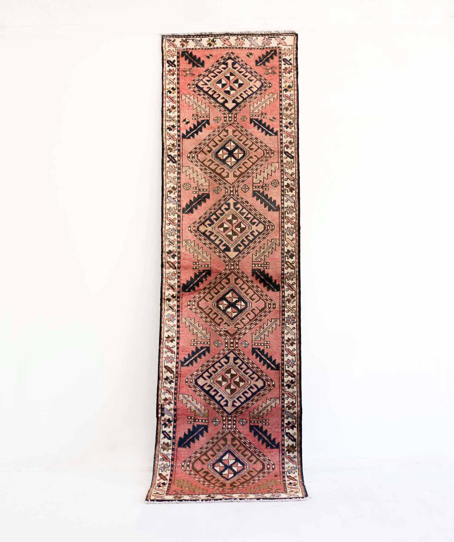 NO. 0048   / PERSIAN (HERIS) / 70 YEARS / 8'0 x 2'6 FT