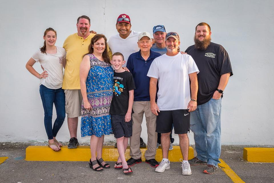 Piedras Negras - with the Smith Family