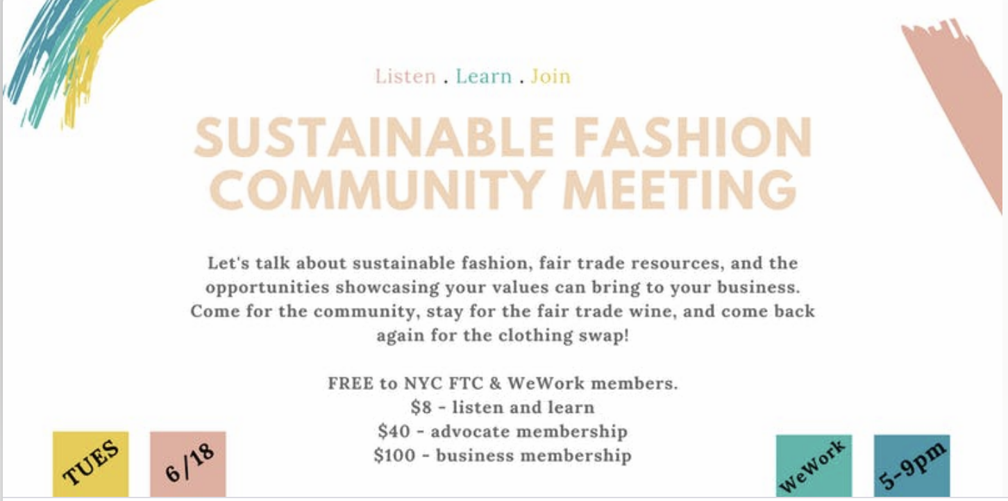 by NYC Fair Trade Coalition