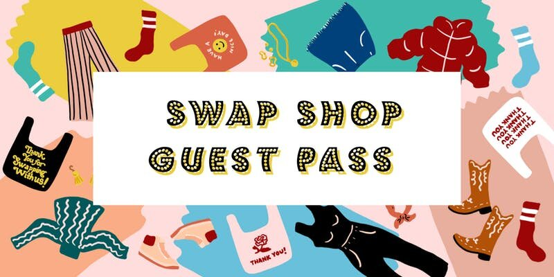 Swap Shop Guest Pass by NYC Fair Trade Coalition