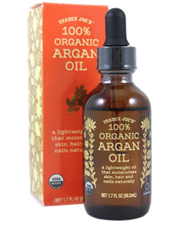 Trader Joe's Organic Argan Oil