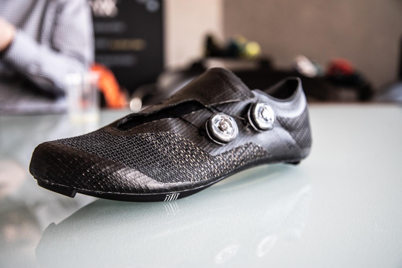 Het finale prototype van de nieuwe Mavic Cosmic Ultimate schoen. Beschikbaar vanaf 2020