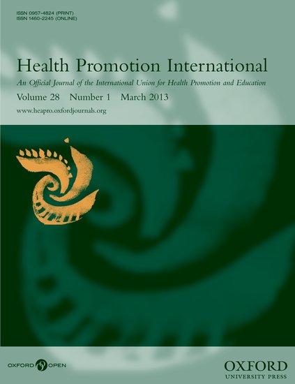 Health-Promotion-International