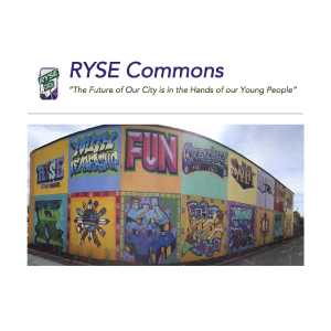Jason Corburn - Research -RYSE Center, Richmond, CA