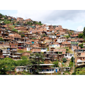 Jason Corburn - Research -Medellín, Columbia