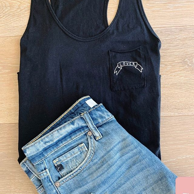 Super stoked for my @shopeverstore lover tank to arrive. What I love more than having clothes I feel confident in, is supporting small business and other #bossladies check out their store today, there's a rad discount floating around :)