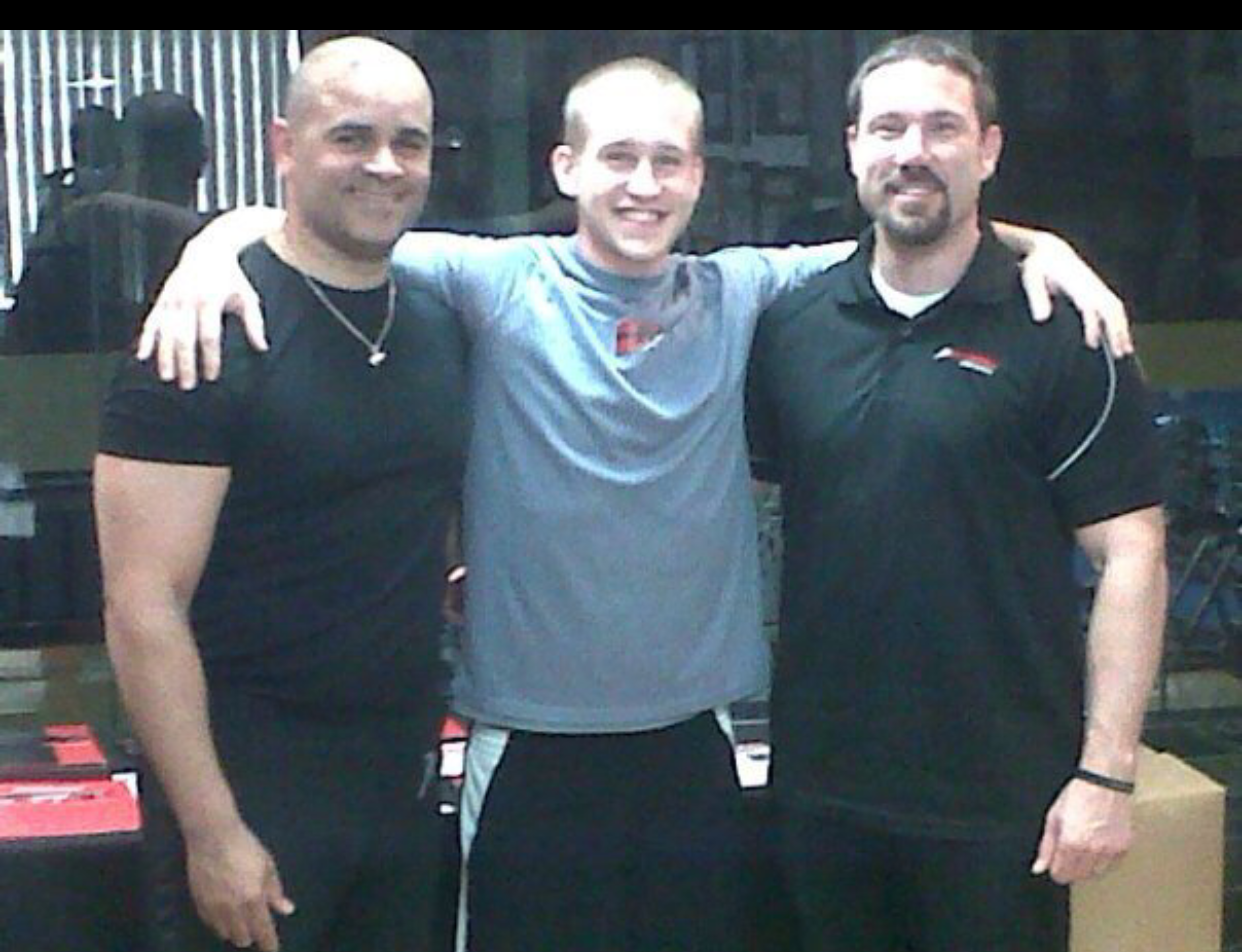 John Cirilo (left) and Martin Rooney (right). Two of the most influential Strength Coaches that have impacted my coaching style.