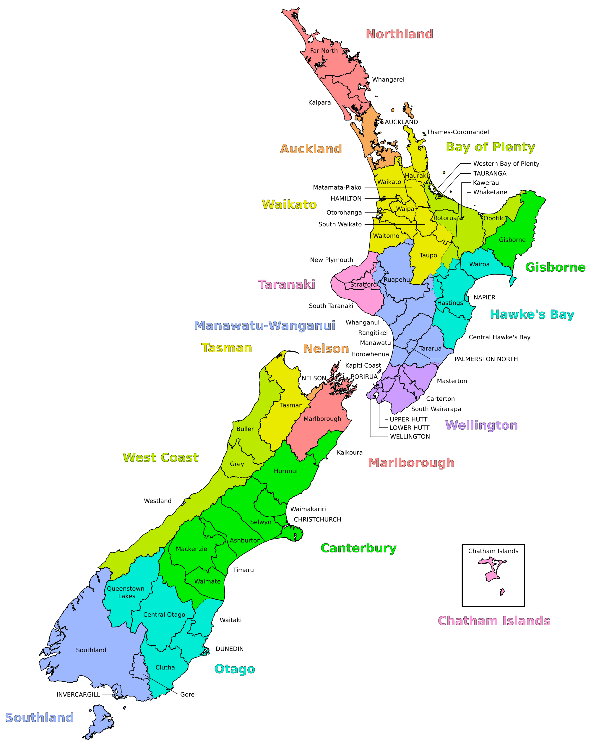 Custom Tour New Zealand