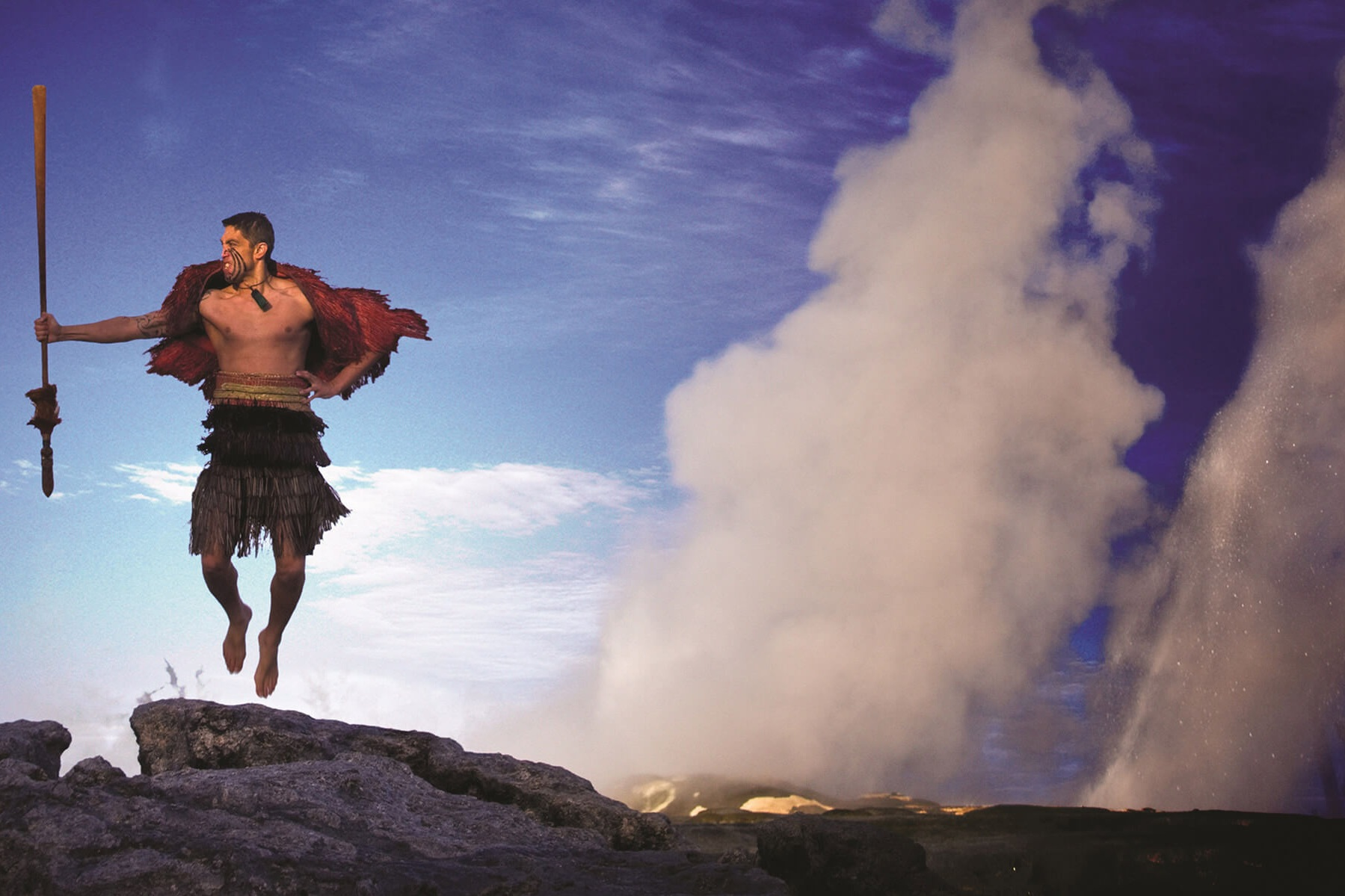 Rotorua Tour (including Te Puia) - From $259 per person