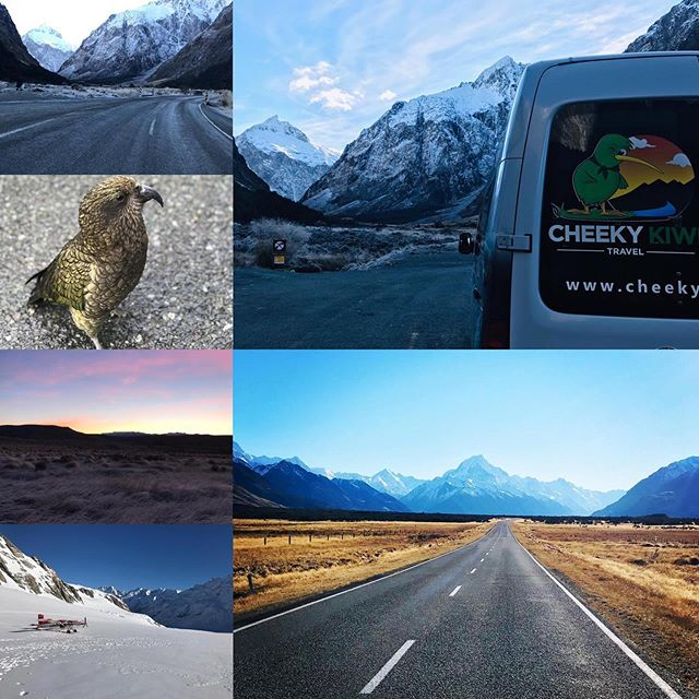 10% OFF MT COOK & MILFORD SOUND TOURS! In Queenstown for the #queenstownwinterfestival ? Take a break with a day trip from Queenstown to Mt Cook or Milford Sound and get 10% off when you use promo code: WINTERFEST Book now @cheekykiwitravel Valid for new bookings departing 20 - 30 June 2019. #cheekykiwitravel #queenstownwinterfestival2019 #winterfest #queenstownnz #smallgrouptours #queenstowntours #traveldeals #nztravel #mtcook #milfordsound