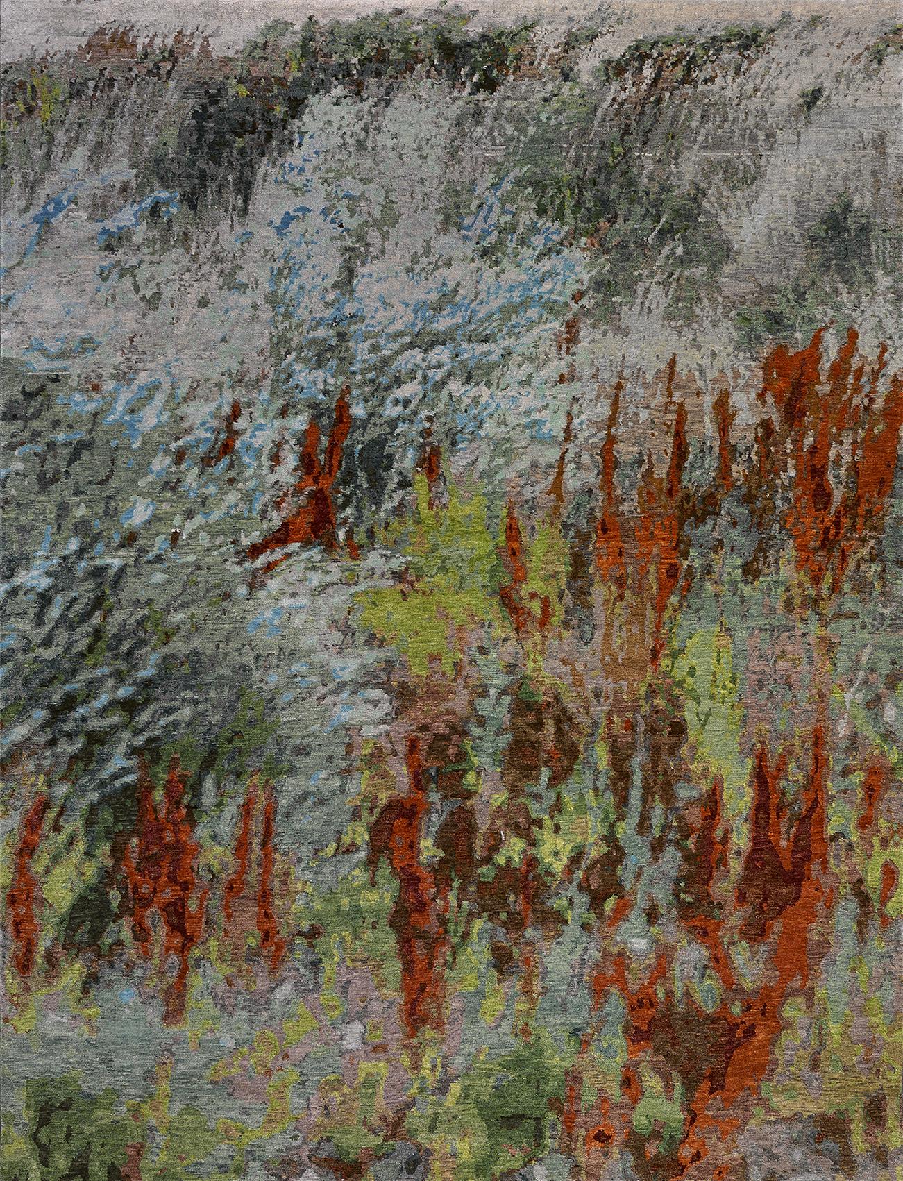 Steppe Spring
