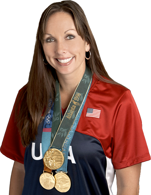 Leah Obrien - USA Softball, 2x Gold Medalist