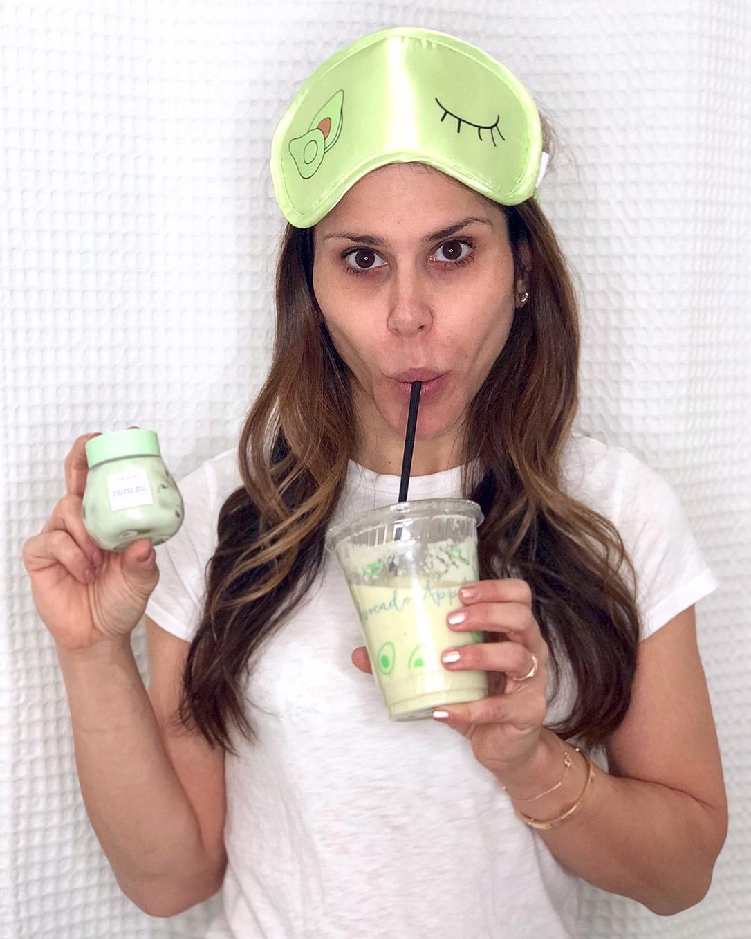 Have you ever tried an avocado smoothie?