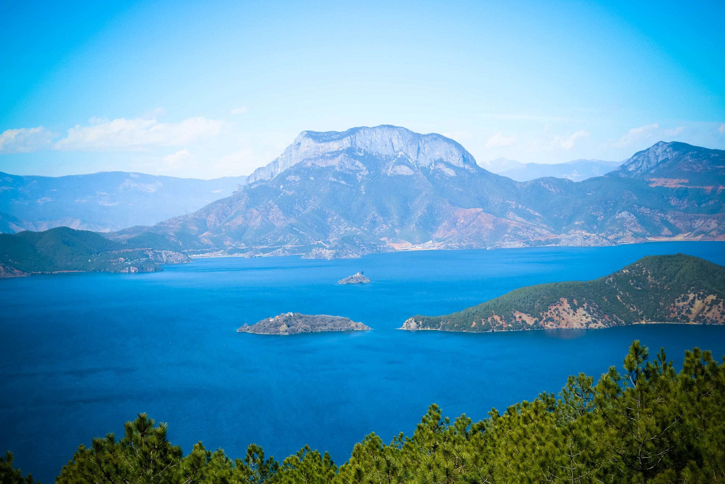 Lu Gu Lake - People's Republic of China