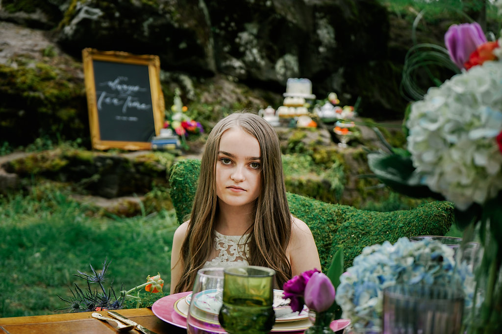 Alice in Wonderland Bloom & Design